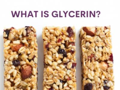 گلیسیرین چیست؟